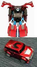 Johnny Lightning V-Bot